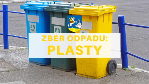 Zber PLAST+KOV+VKM
