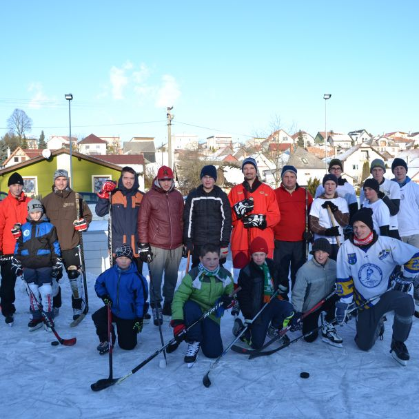 Hokejový turnaj 2014-2015