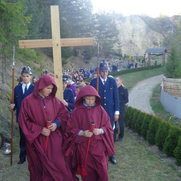 Krížová cesta 2019