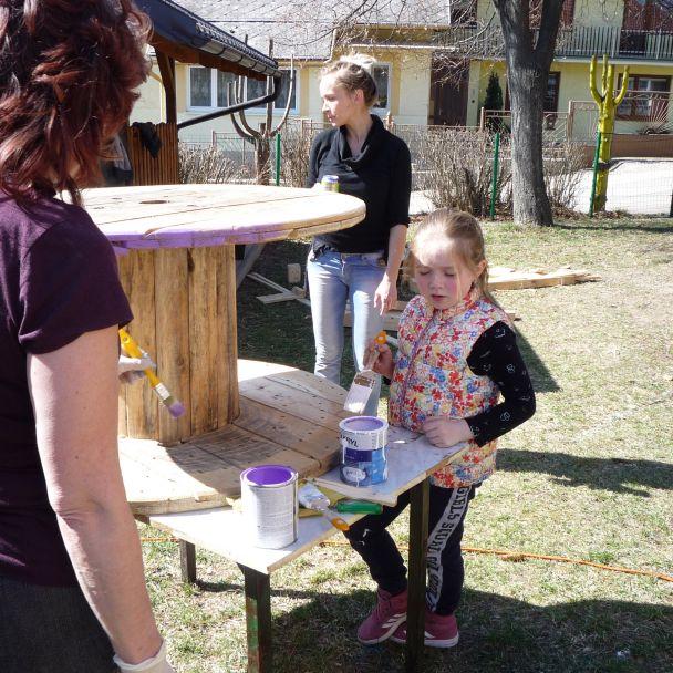 Revitalizácia okolia školy