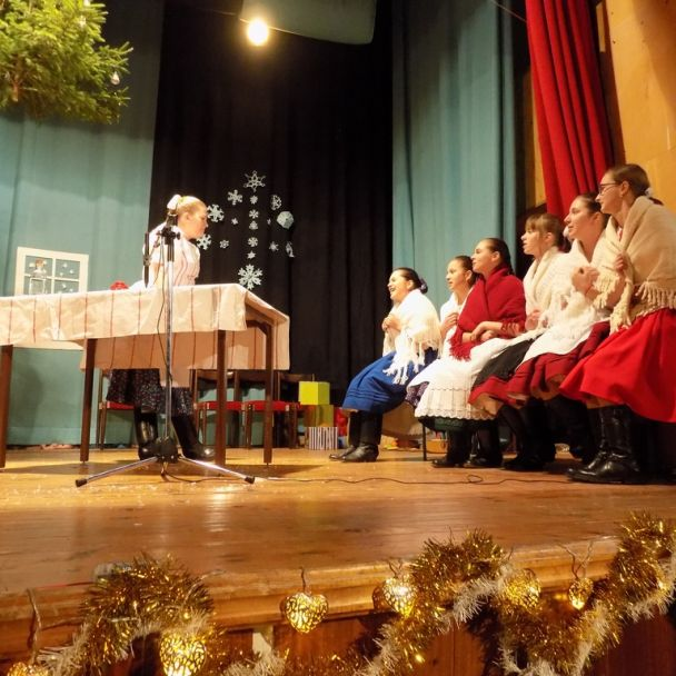 Vianočný čas - pásmo 2018