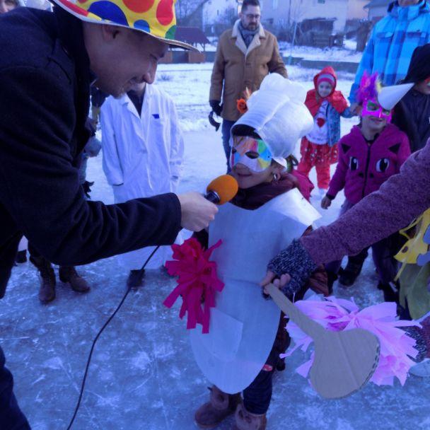 Karneval na ľade 2020