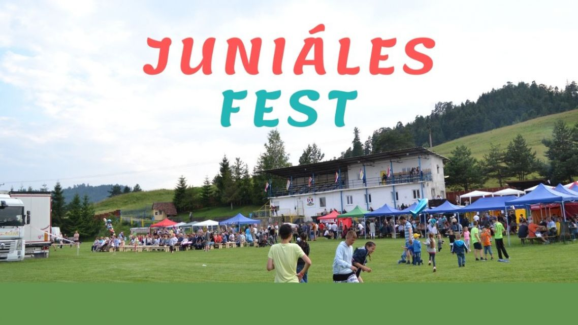Spomienky na JUNIÁLES fest