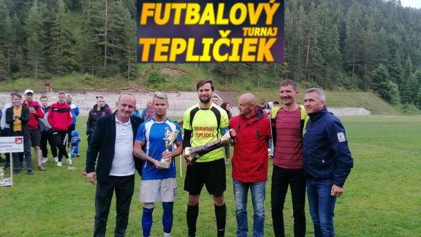 Futbalový turnaj Tepličiek Slovenska
