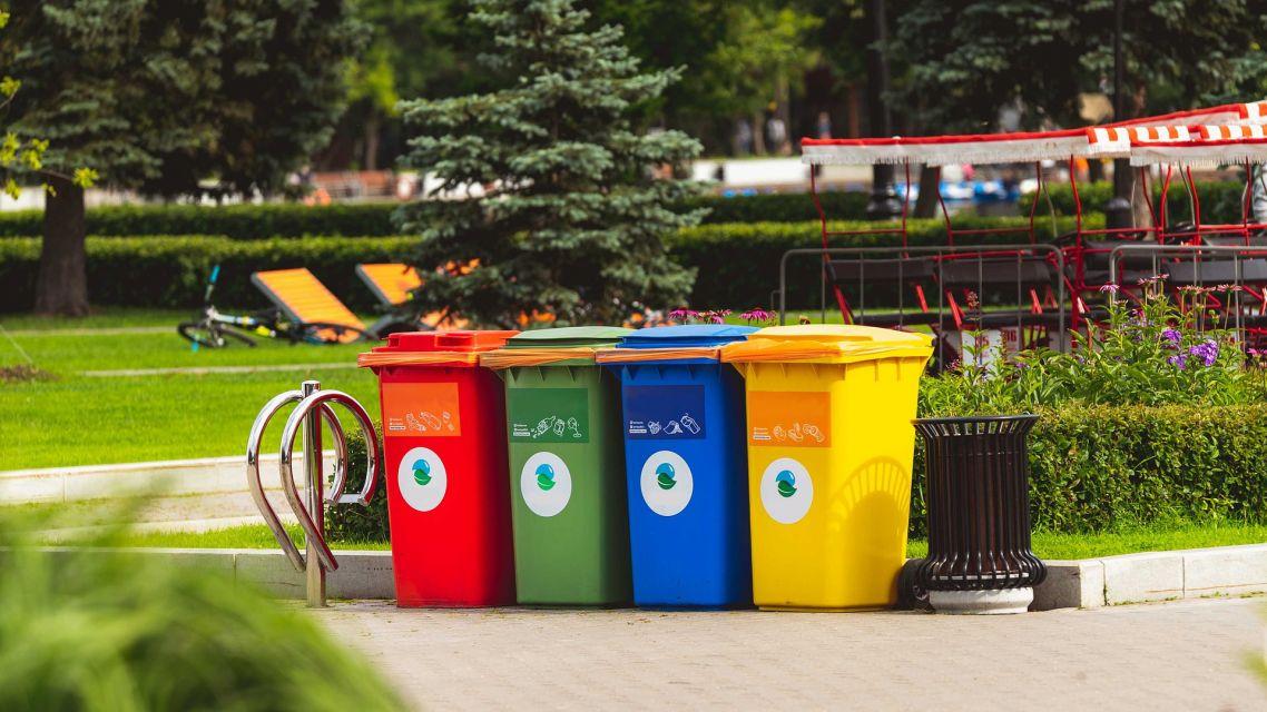 Kalendár zvozu odpadu na rok 2021